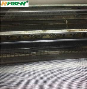 Fiberglass Net for Producing Abrasive Grinding Wheel