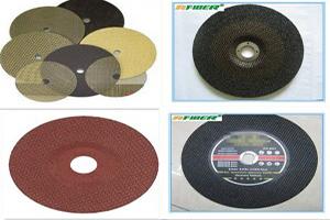 Reinforced Fiberglass Grinding Wheel Mesh Discs