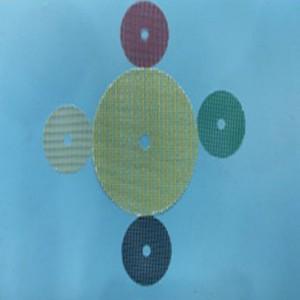 Leno woven grinding wheel mesh fabrics