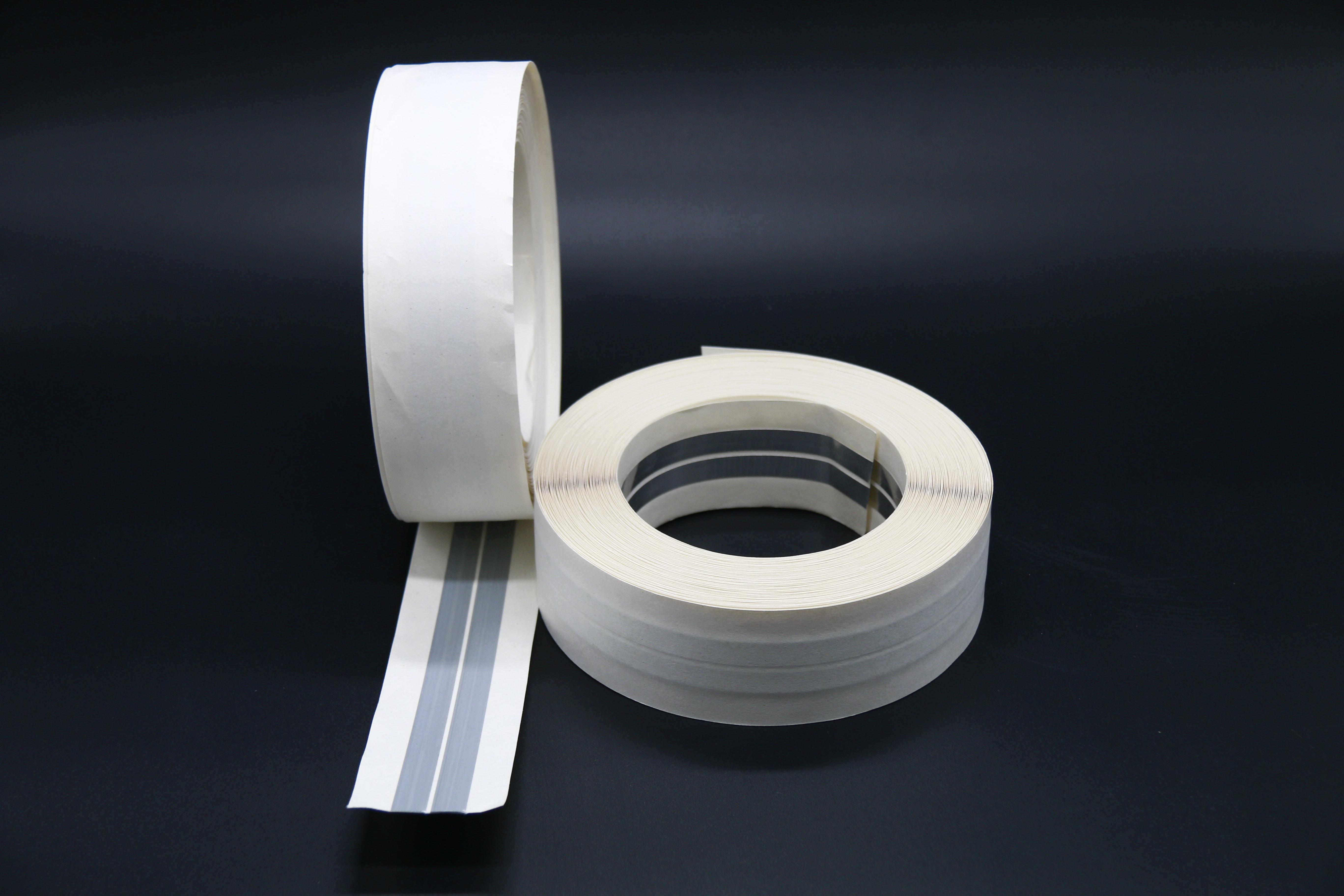 Galvanized Metal Corner Tape with Thickness 12-18um Featured Image