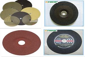 Fiberglass Reinforced Mesh Discs for Grinding Wheel