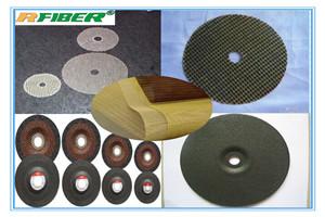 Fiberglass Grinding Wheel Reinforced Mesh