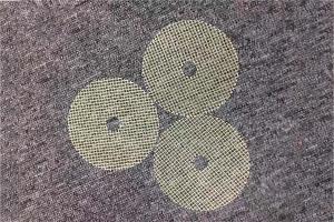 High Strength Fiberglass Grinding Wheel Disc of Shanghai Ruifiber